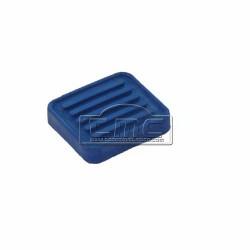 Goma del pedal cuadrado azul