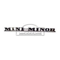 insignia mini minor