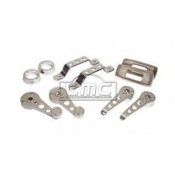 Kit manetas interior en aluminio