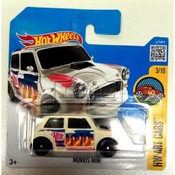 Morris mini rojo de italian job de hoot wheels