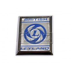 Insignia lateral British Leyland