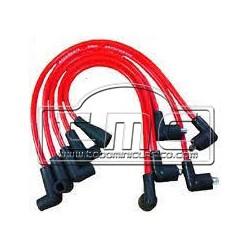 Juego cables bujía 8mm