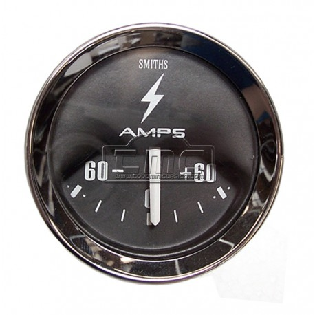 Reloj amperímetro 60/60 Smiths