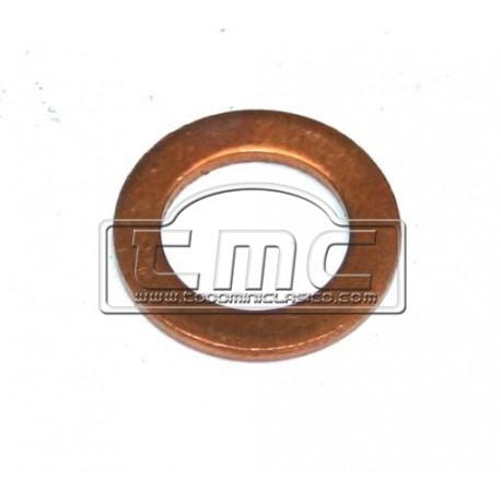Arandela de cobre latiguillo de embrague
