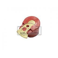 Pipa para delco 25D rojo