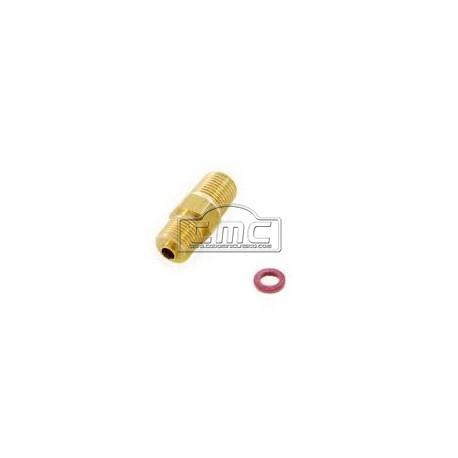 Adaptador racor presión aceite