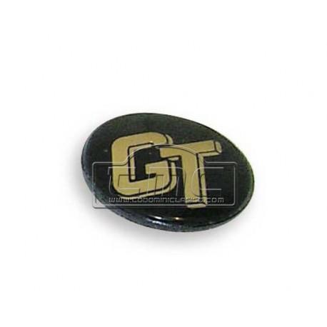 Emblema GT para pomo del cambio