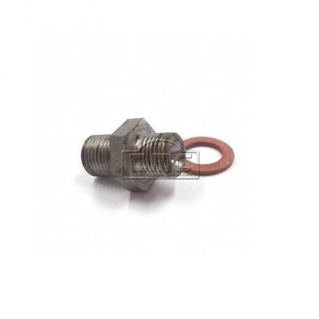 Union tubo presión aceite