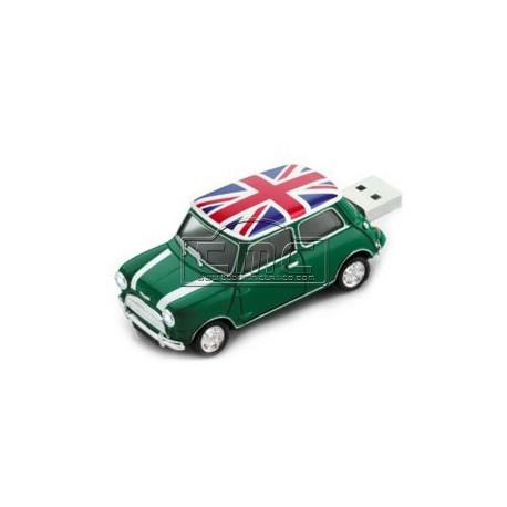 Memoria usb mini verde