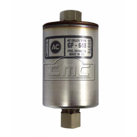 Filtro gasolina MPI