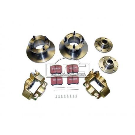 Conversión frenos disco de 8,4 a 7,5