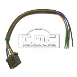 Conector motor limpias