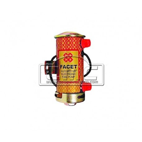 Bomba gasolina eléctrica FACET