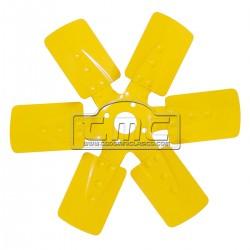 Ventilador metalico 6 aspas
