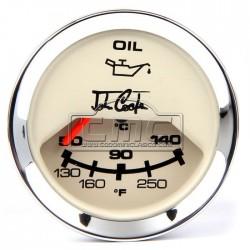 Reloj temperatura aceite...