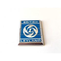 Anagrama lateral British...