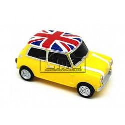 Memoria usb mini amarillo