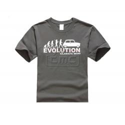Camiseta evolution XXL