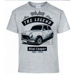 Camiseta legend XS