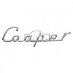 Anagrama trasero Cooper mk1