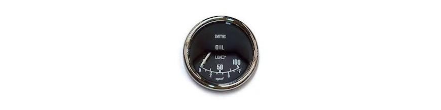 Presion de aceite