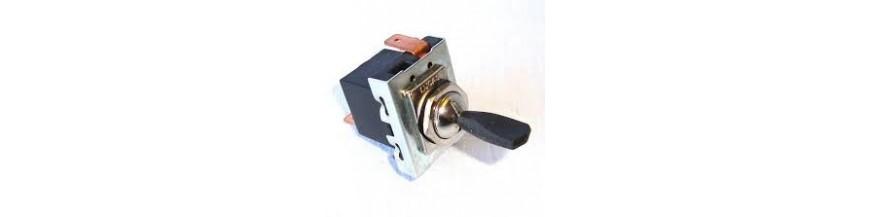 Interruptores y palancas