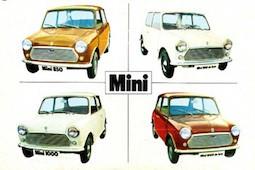 Minis en venta